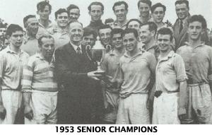 1953 Senior Champions