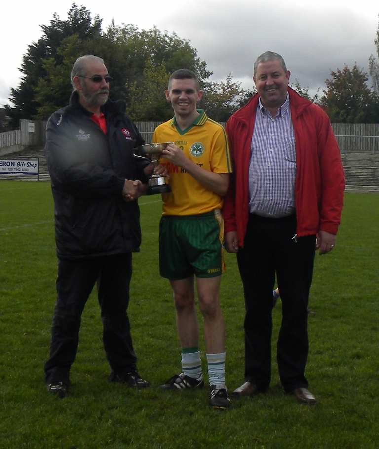 McGlinchey Cup Champions 2012