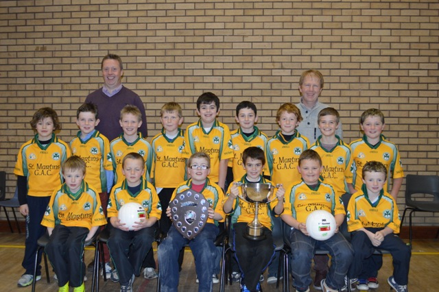 Under 10's – Club Team of The Year 2013