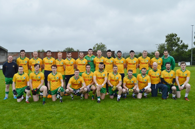 Intermediate Championship 2015 vs Ballerin