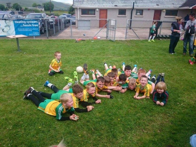 Lissan Under 8 Tournament 2017