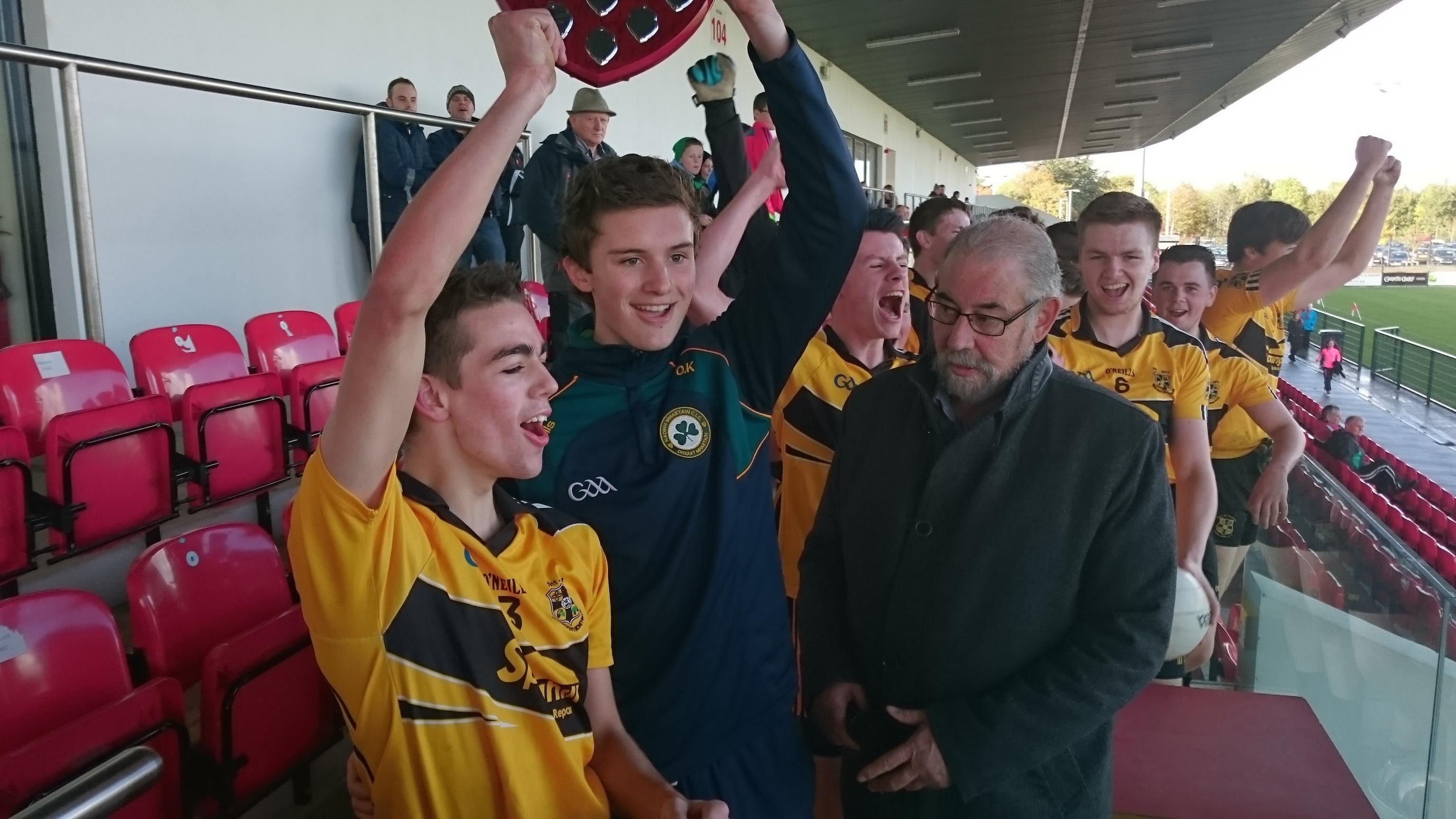 Callan Gaels 2015 Minor Champions